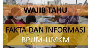 fakta dan informasi BPUM-UMKM